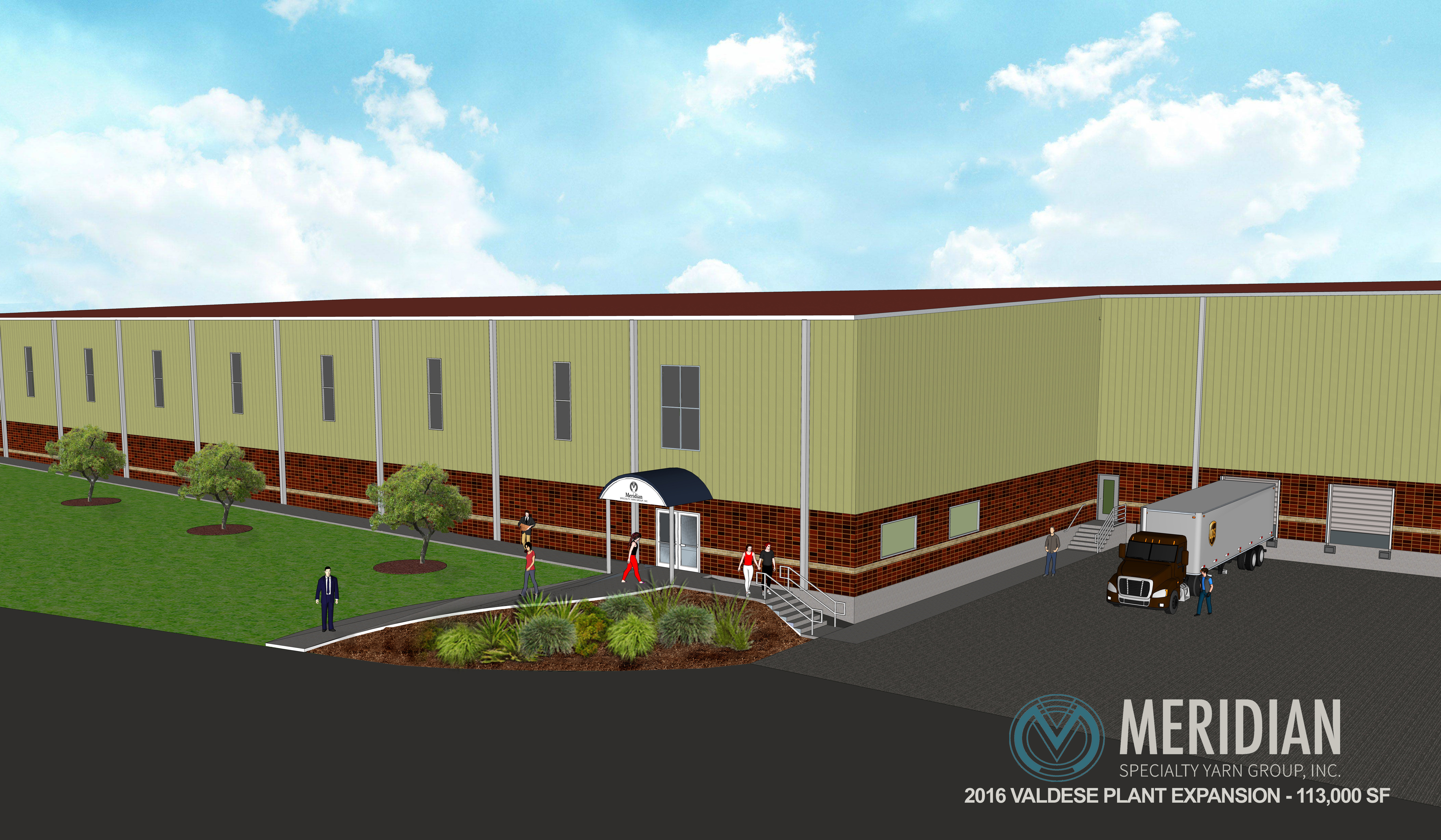 Meridian Specialty Yarn Group to Invest in New US Textile Plant