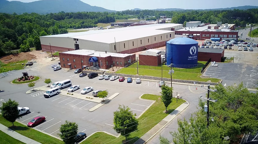 New 116,000 sq. ft. MSYG Textile Plant